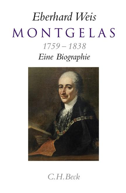 Cover: Eberhard Weis, Montgelas