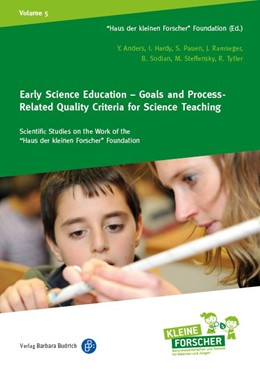 Abbildung von Early Science Education – Goals and Process-Related Quality Criteria for Science Teaching | 2017 | 5