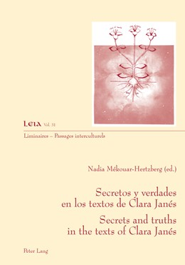 Abbildung von Mekouar-Hertzberg | Secretos y verdades en los textos de Clara Janes- Secrets and truths in the texts of Clara Janes | 1. Auflage | 2014 | beck-shop.de