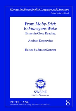 Abbildung von Semrau   From Moby-Dick to Finnegans Wake   2012   Essays in Close Reading- Edite...