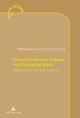 Abbildung von Buisson-Fenet | School Evaluation Policies and Educating States | 2014