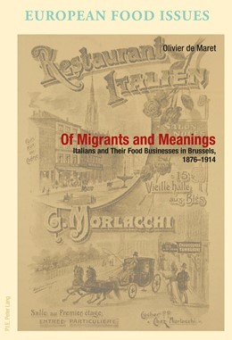 Abbildung von De Maret | Of Migrants and Meanings | 2016 | Italians and Their Food Busine...
