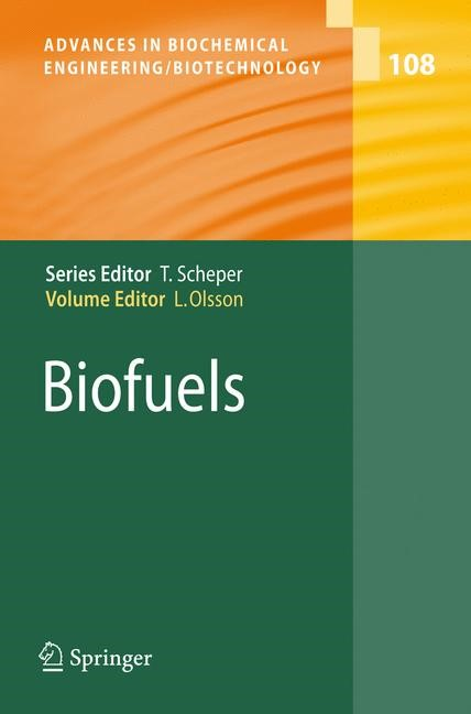 Biofuels | Olsson, 2007 | Buch (Cover)