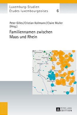 Abbildung von Gilles | Familiennamen zwischen Maas und Rhein | 1. Auflage | 2014 | beck-shop.de