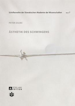 Abbildung von Zajac | Aesthetik des Schwingens | 2016