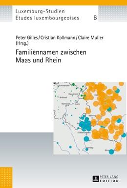 Abbildung von Gilles   Familiennamen zwischen Maas und Rhein   1. Auflage   2014   beck-shop.de