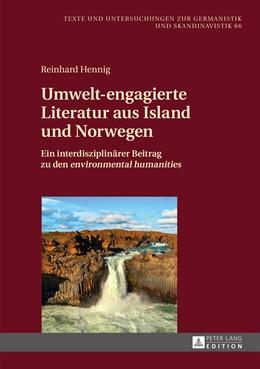 Abbildung von Hennig | Umwelt-engagierte Literatur aus Island und Norwegen | 1. Auflage | 2014 | beck-shop.de