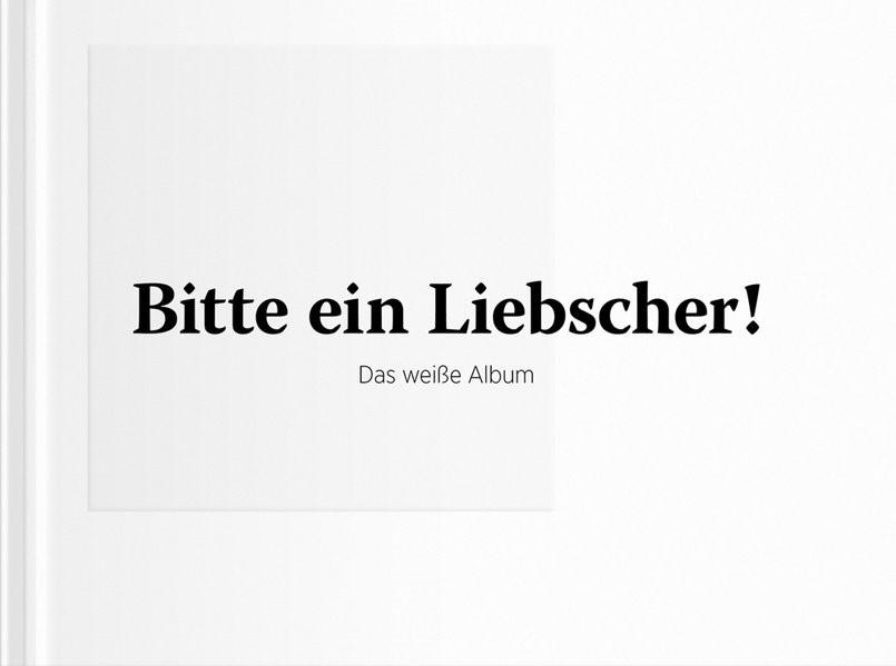 BItte ein Liebscher! | Bopp-Schumacher / Janecke, 2017 | Buch (Cover)
