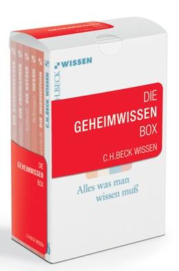 Abbildung von Die Geheimwissen Box | 1. Auflage | 2008 | beck-shop.de