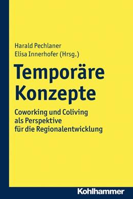 Abbildung von Pechlaner / Innerhofer | Temporäre Konzepte | 1. Auflage | 2017 | beck-shop.de