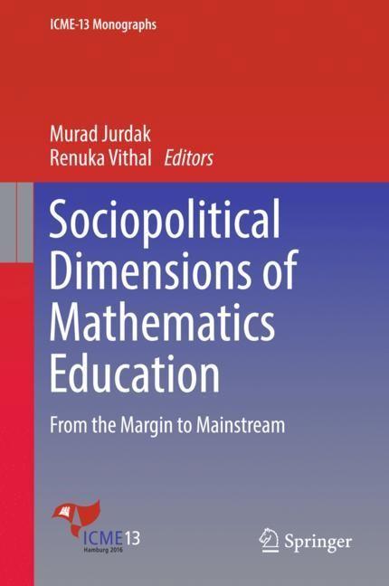 Sociopolitical Dimensions of Mathematics Education | Jurdak / Vithal | 1st ed. 2018, 2018 | Buch (Cover)