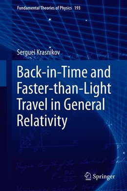 Abbildung von Krasnikov | Back-in-Time and Faster-than-Light Travel in General Relativity | 1st ed. 2018 | 2018 | 193