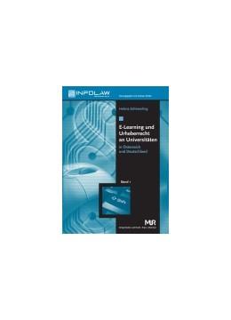 Abbildung von Schöwerling | E-Learning und Urheberrecht an Universitäten in Österreich und Deutschland | 2007 | Urheberrechtliche Rahmenbeding...