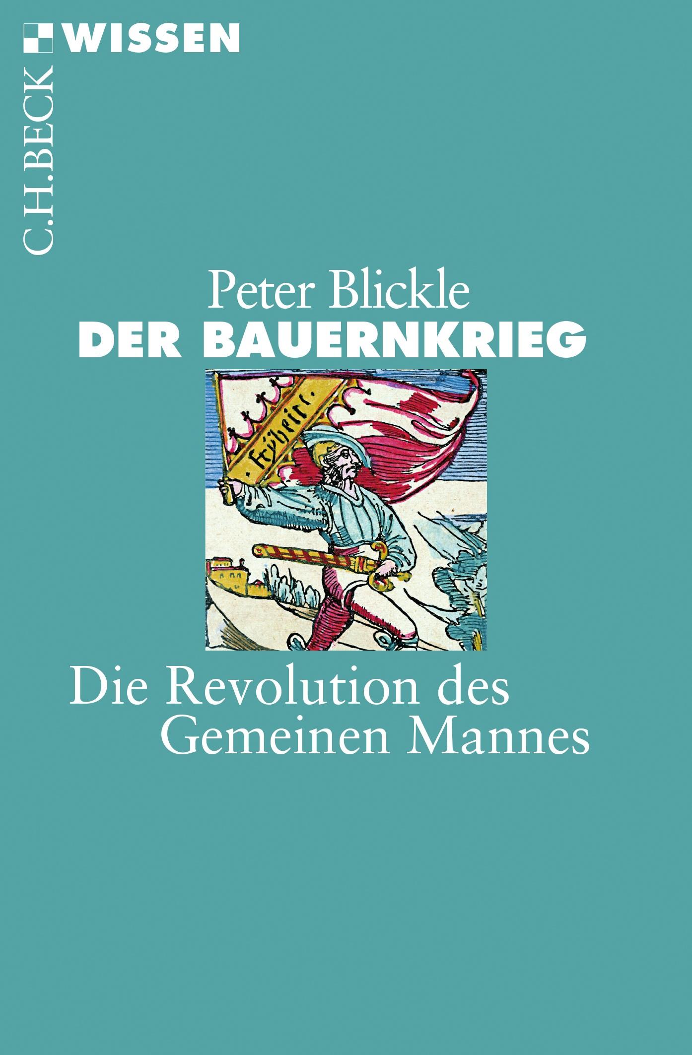Der Bauernkrieg | 5., durchgesehene Auflage, 2018 | Buch (Cover)