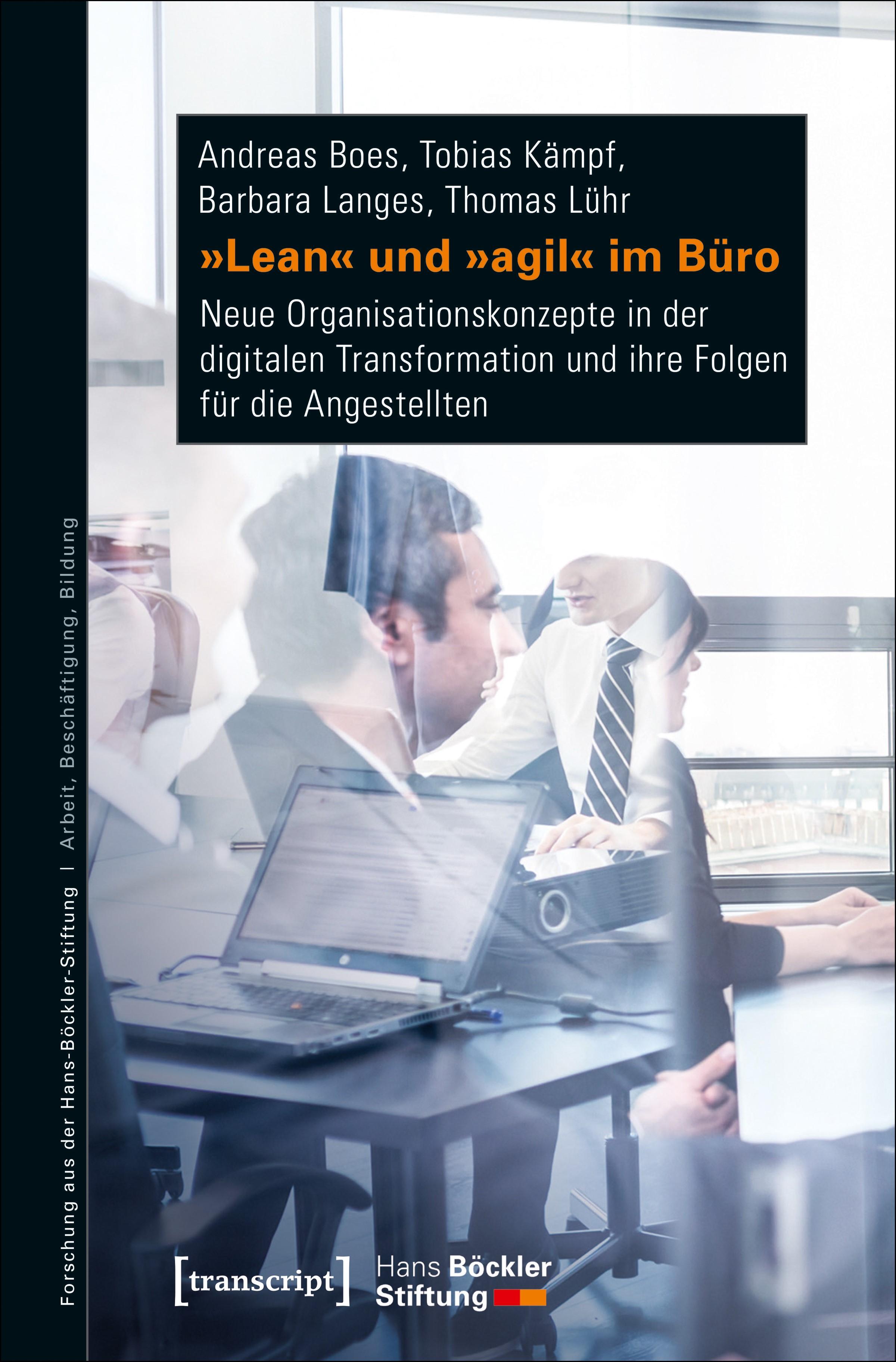 Abbildung von Boes / Kämpf / Langes | »Lean« und »agil« im Büro | 2018