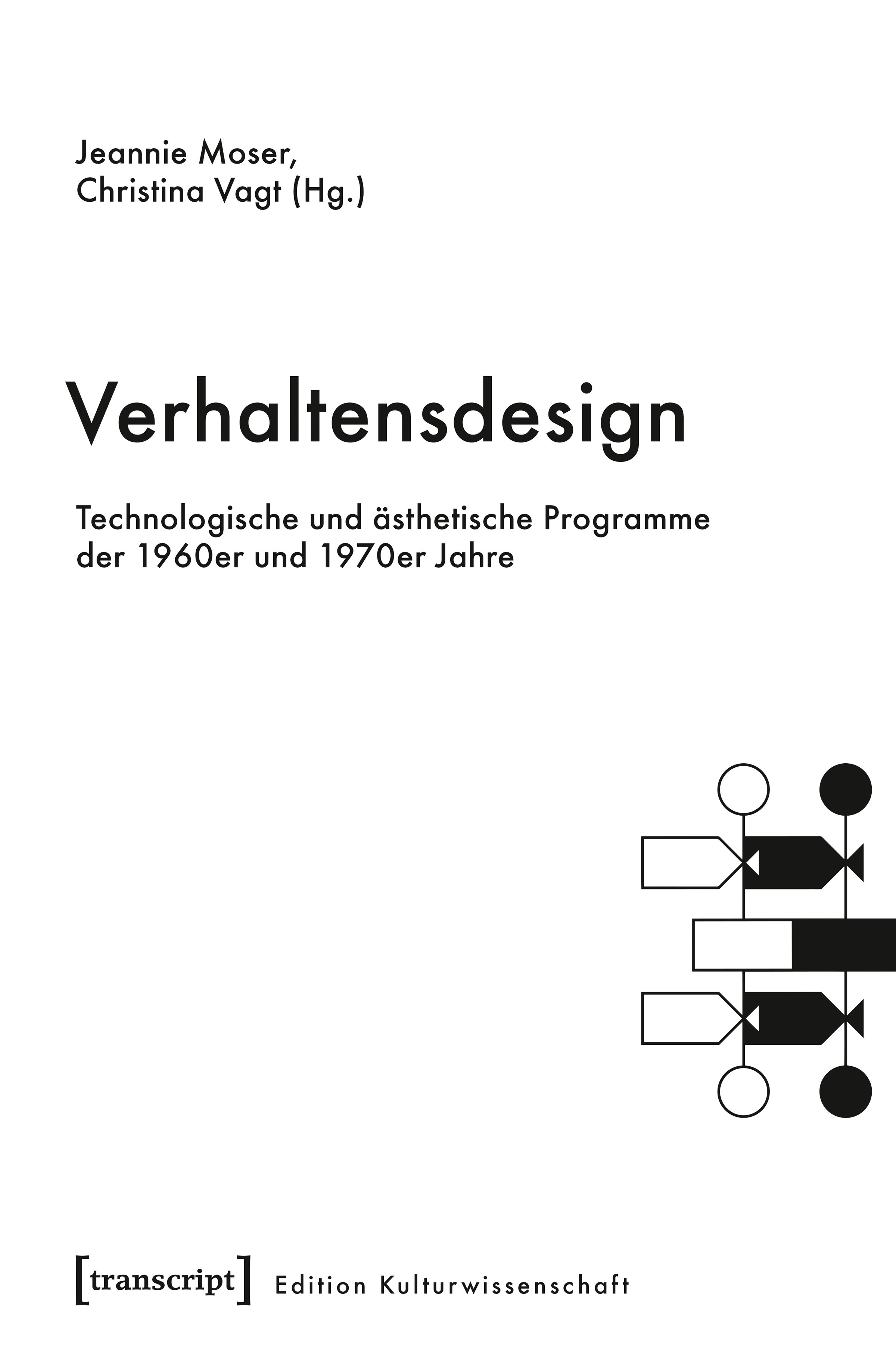 Verhaltensdesign   Moser / Vagt, 2018   Buch (Cover)