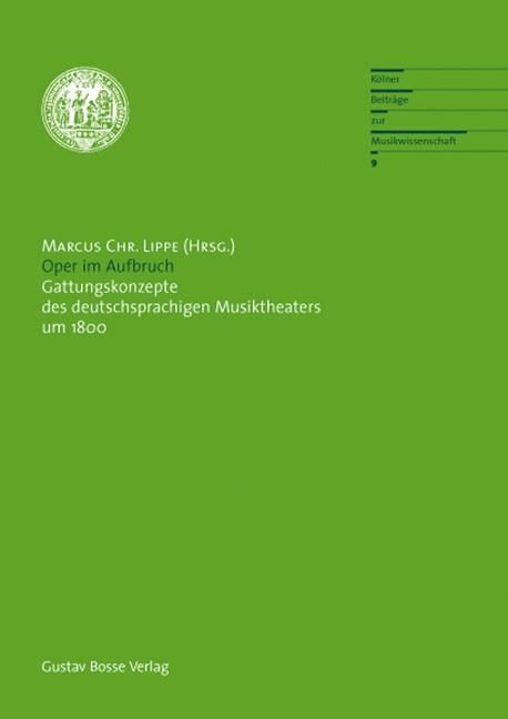 Oper im Aufbruch | Lippe, 2007 | Buch (Cover)