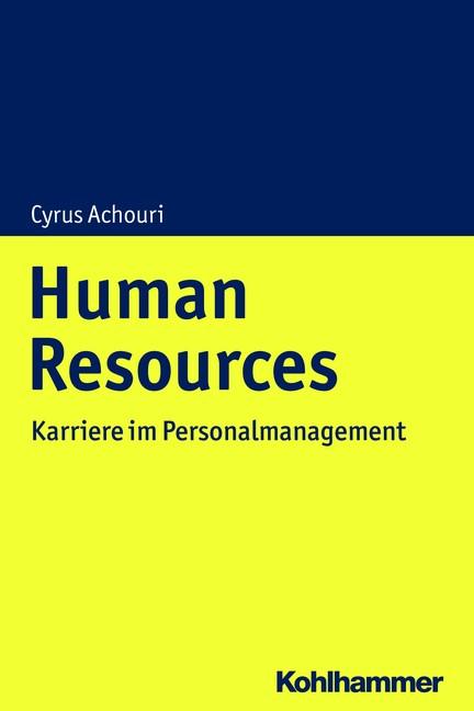 Abbildung von Achouri   Human Resources   2018