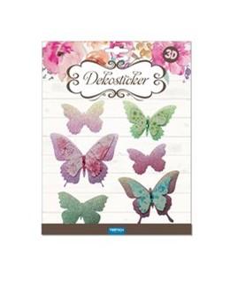 Abbildung von Dekosticker 3D Schmetterlinge | 1. Auflage | 2018 | beck-shop.de