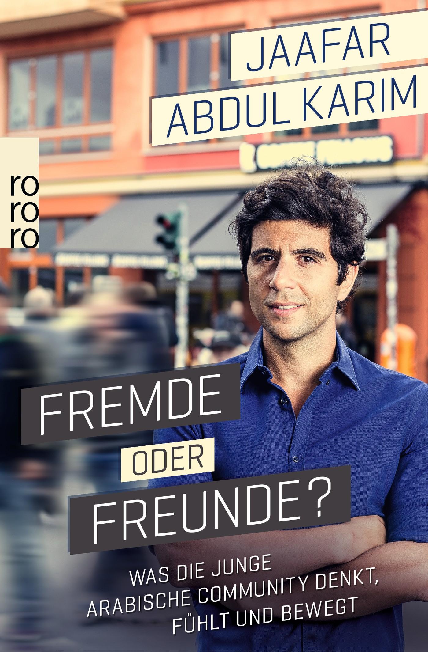 Abbildung von Abdul Karim | Fremde oder Freunde? | 2018