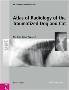 An Atlas of Radiology of the Traumatized Dog and Cat | Morgan / Wolvekamp | 2nd ed., 2005 | Buch (Cover)