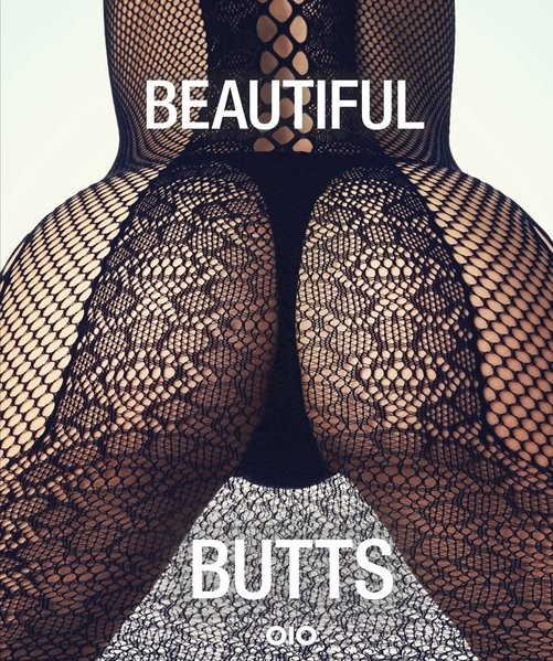 Beautiful Butts | Müller, 2018 | Buch (Cover)