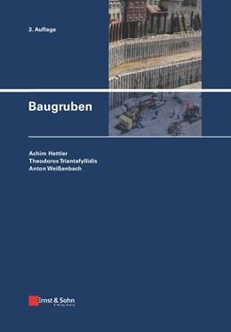 Abbildung von Hettler / Triantafyllidis   Baugruben   3. Auflage   2018   beck-shop.de