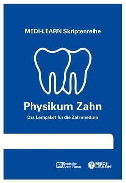 Abbildung von MEDI-LEARN Verlag GbR   MEDI-LEARN Skriptenreihe: Physikum Zahn   2018   Das Lernpaket für die Zahnmedi...