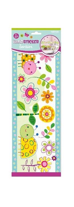 Abbildung von Wandsticker Bordüre Blumen Sticker Kinderzimmer | 1. Auflage | 2018 | beck-shop.de