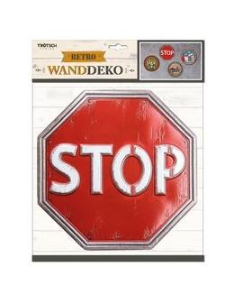 Abbildung von Wanddeko Retro STOP | 1. Auflage | 2018 | beck-shop.de