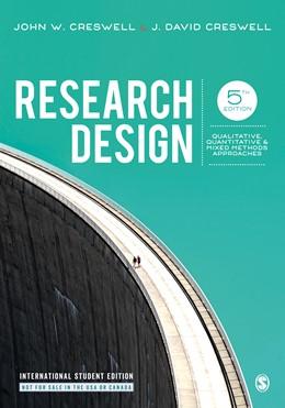 Abbildung von Creswell   Research Design   5. Auflage   2018   beck-shop.de