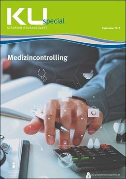 Abbildung von Medizincontrolling 2017 | Neuauflage | 2017 | KU Special