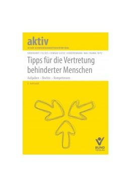 Abbildung von Eberhardt / Feldes   Tipps für die Vertretung von Menschen mit Behinderungen   3. Auflage   2018   beck-shop.de