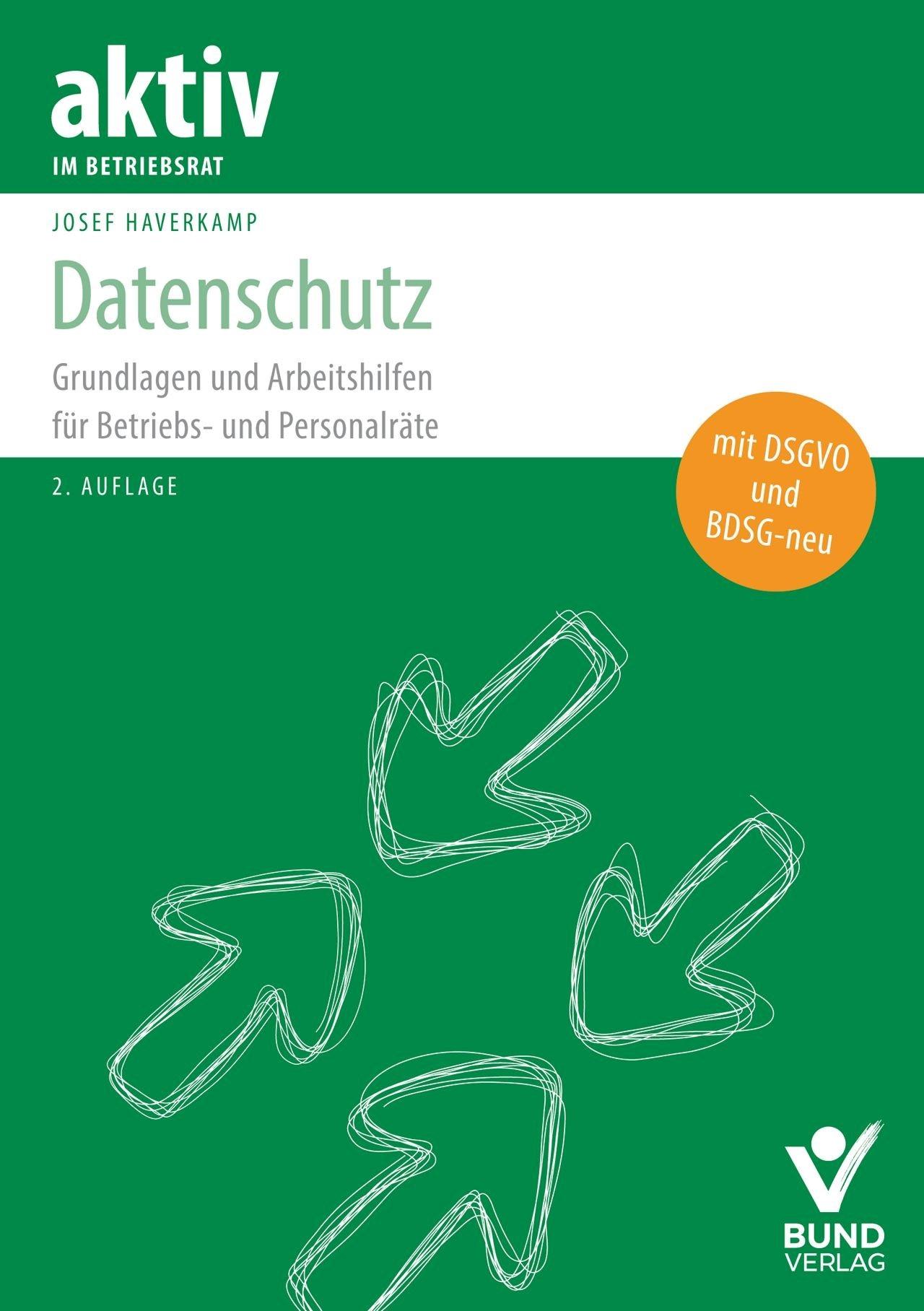 Datenschutz | Haverkamp | aktualisierte Auflage, 2018 | Buch (Cover)