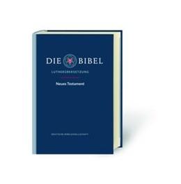 Abbildung von Lutherbibel Neues Testament - Großdruck | 1. Auflage | 2019 | beck-shop.de