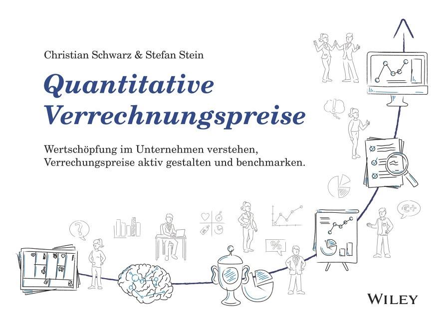 Quantitative Verrechnungspreise | Schwarz / Stein, 2018 | Buch (Cover)