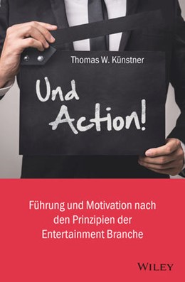 Abbildung von Künstner | Und Action! | 1. Auflage | 2018 | beck-shop.de