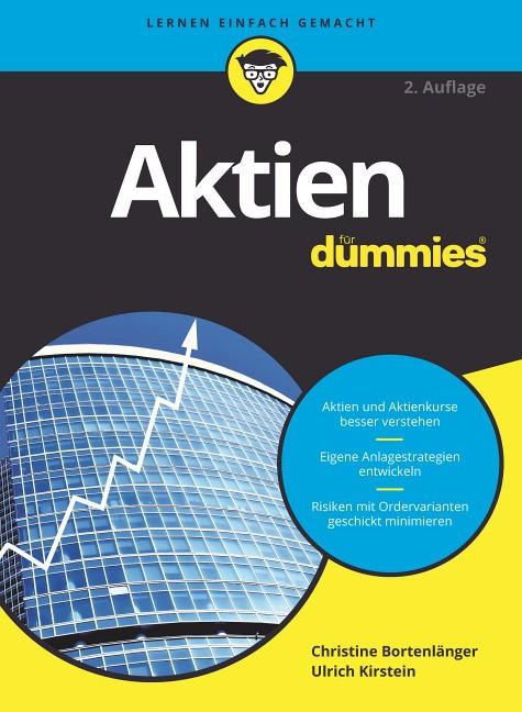 Aktien für Dummies | Bortenlänger / Kirstein | 2. Auflage, 2018 | Buch (Cover)