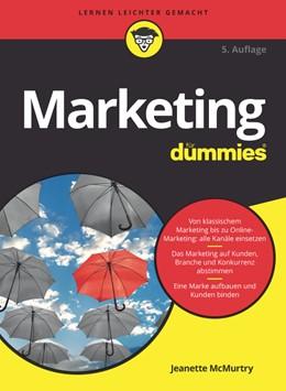Abbildung von McMurtry | Marketing für Dummies | 5. Auflage | 2018