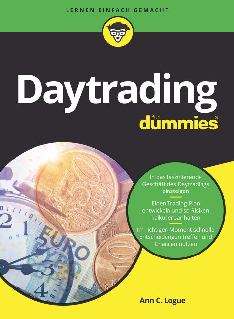 Daytrading für Dummies | Logue, 2018 | Buch (Cover)