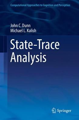 Abbildung von Dunn / Kalish | State-Trace Analysis | 1. Auflage | 2018 | beck-shop.de