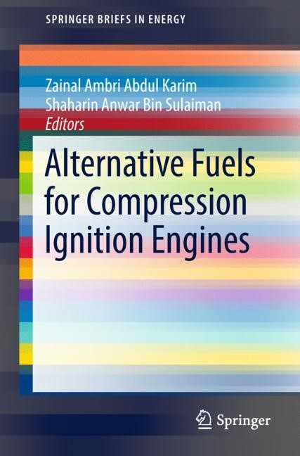 Alternative Fuels for Compression Ignition Engines | Abdul Karim / Sulaiman | 1st ed. 2018, 2017 | Buch (Cover)