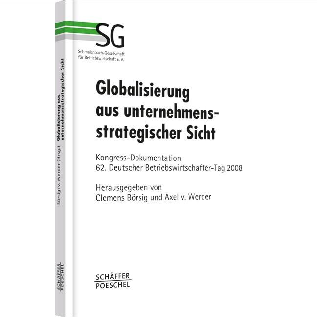 Abbildung von Börsig | Globalisierung aus unternehmensstrategischer Sicht | 2009
