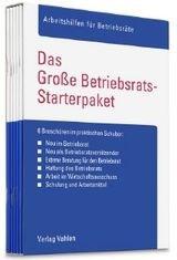 Das Große Betriebsrats-Starterpaket, 2018 | Buch (Cover)