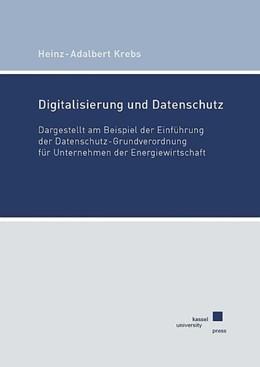 Abbildung von Krebs   Digitalisierung und Datenschutz   2017