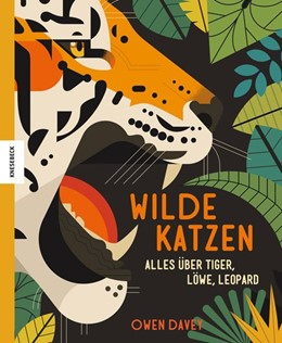 Abbildung von Davey | Wilde Katzen | 1. Auflage | 2018 | beck-shop.de