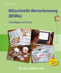 Abbildung von Mayer | Blitzschnelle Worterkennung (BliWo) | 3. Auflage | 2018 | Grundlagen und Praxis
