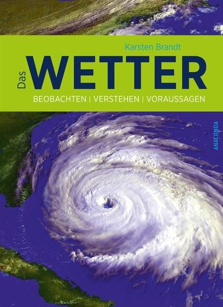 Das Wetter | Brandt, 2018 | Buch (Cover)