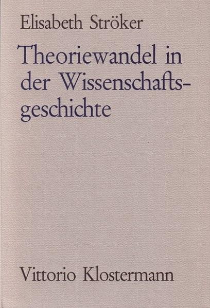 Abbildung von Theoriewandel in der Wissenschaftsgeschichte | 1982