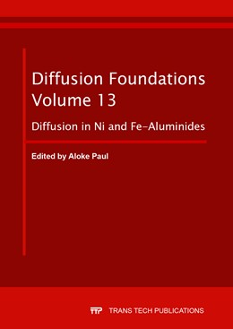 Abbildung von Paul | Diffusion Foundations Vol. 13 | 1. Auflage | 2017 | Volume 13 | beck-shop.de